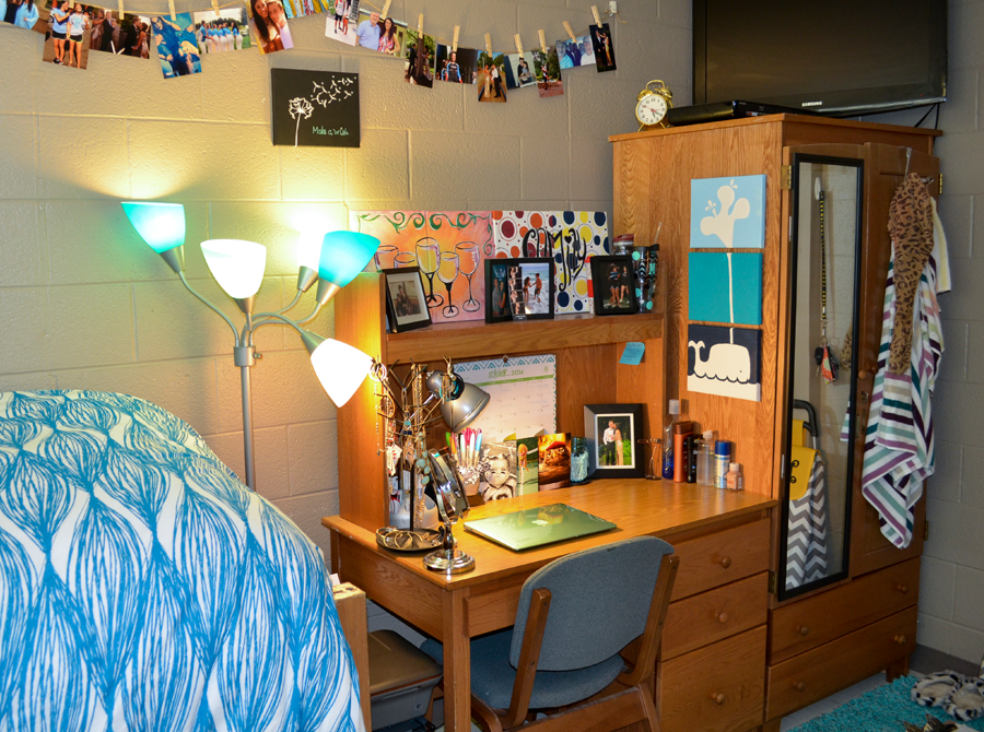 North Spencer Residence Hall Housing And Residence Life