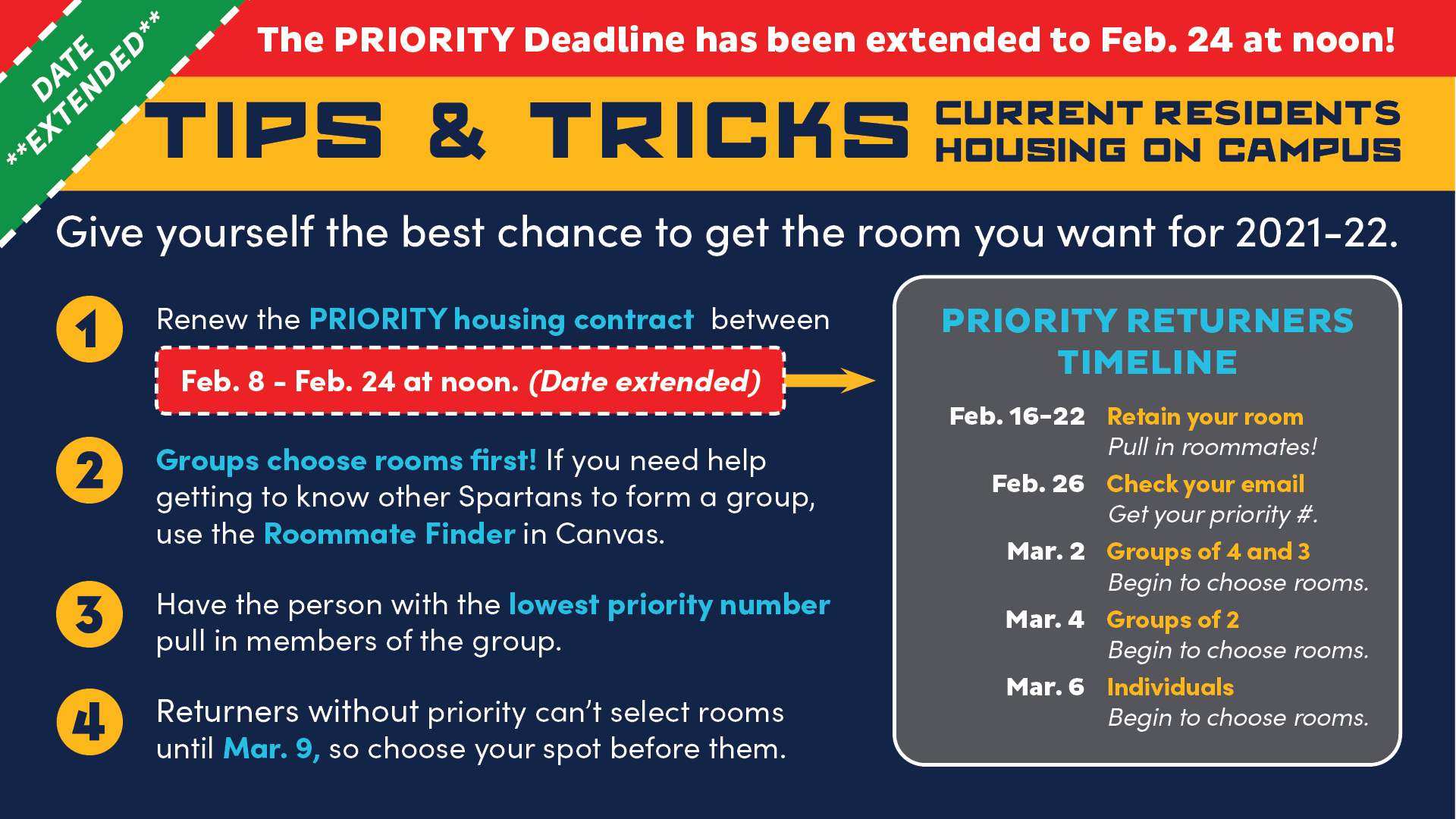 Uncg Calendar Spring 2022.Deadlines For Housing Application Self Assignment Housing And Residence Life At Uncg