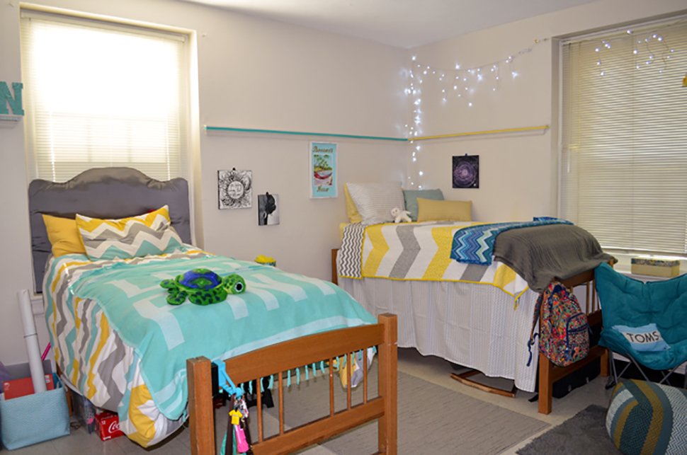 Guilford Residence Hall Housing And Residence Life At Uncg