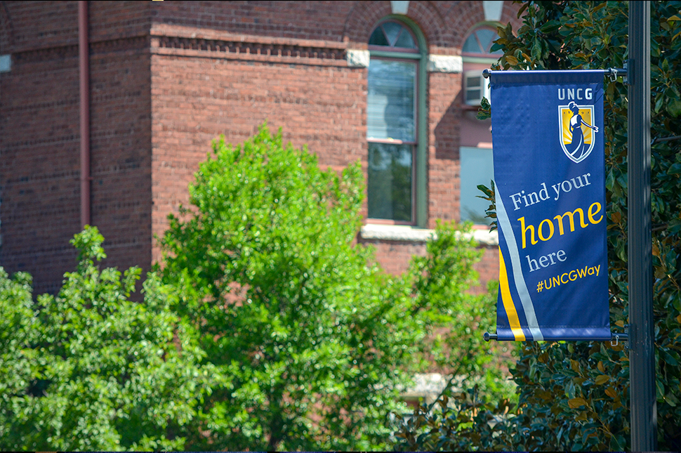 Find Your Home at UNC Greensboro
