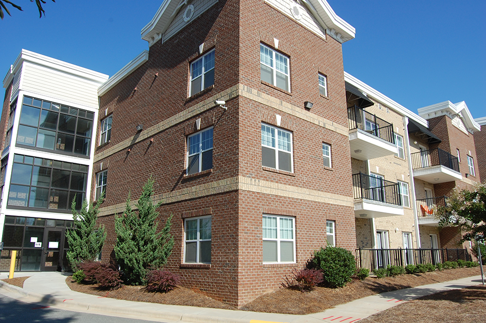 Lofts on Lee Housing and Residence Life at UNCG