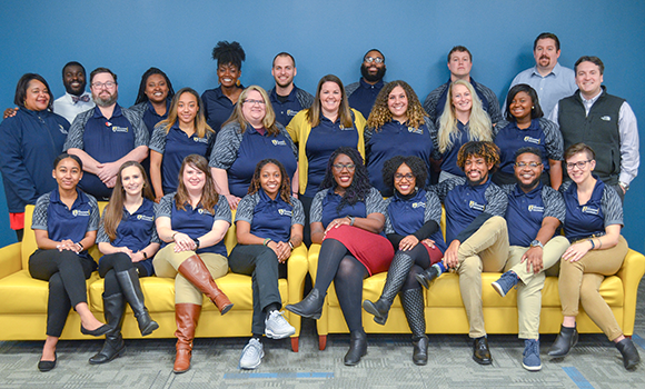 The Housing and Residence Life Staff Directory