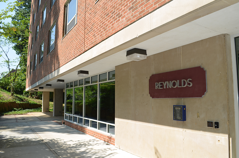 Reynolds Housing And Residence Life At Uncg