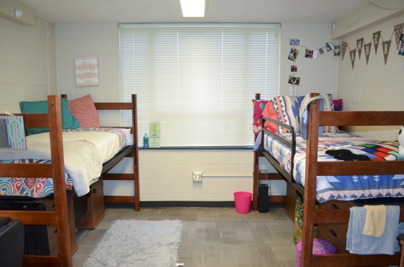 Cone Residence Hall Housing And Residence Life At Uncg