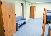 Moore-Strong Temporary Room