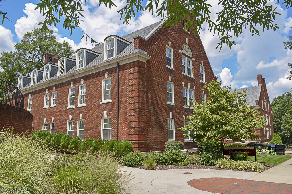 Guilford Residence Hall - Housing and Residence Life at UNCG