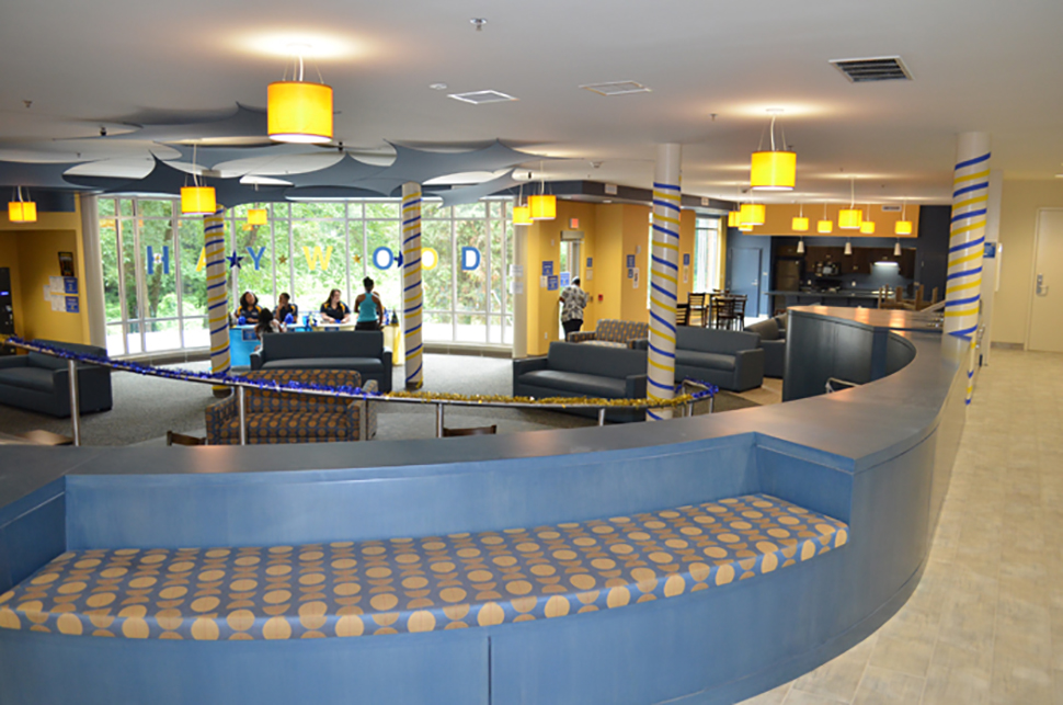 Spartan Village Housing and Residence Life at UNCG