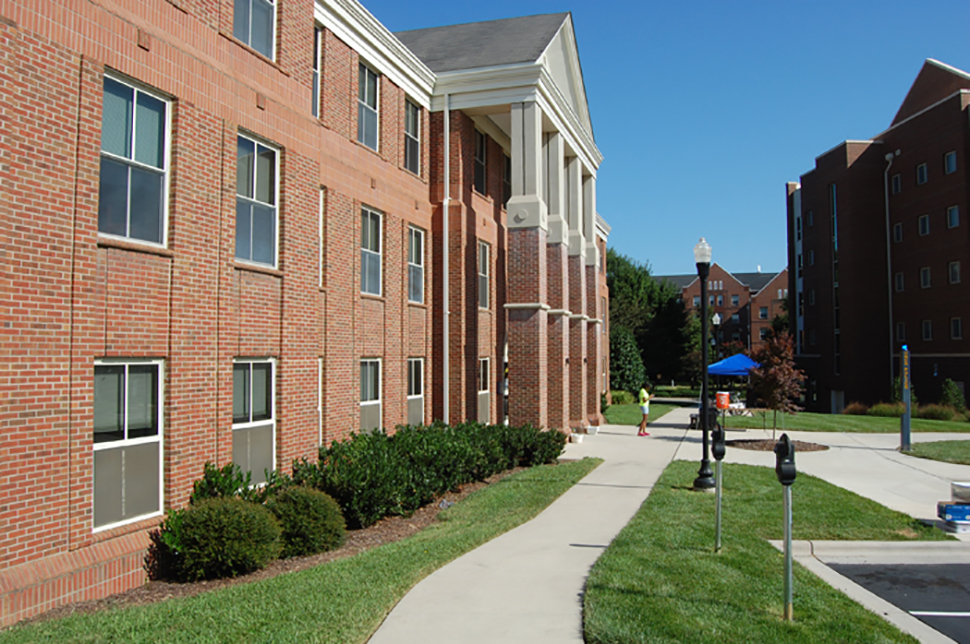 Tower Village Housing And Residence Life At Uncg